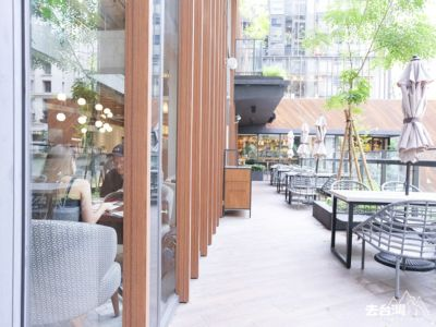 台中蔦屋書店 Wired Tokyo 咖啡