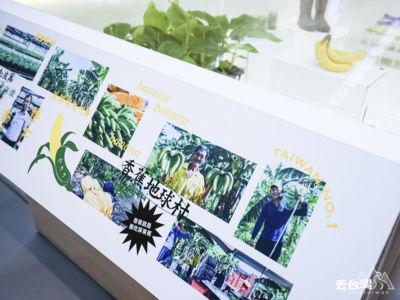 屏東出產不少農作品如檸檬、鳳梨、香蕉、咖啡、可可、紅藜。