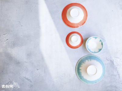 「富士山系列」Floyd 波佐見焼陶瓷碗:台幣$1,320一隻(約HK$330) ,細:TW$1,584 一對(約HK$494)