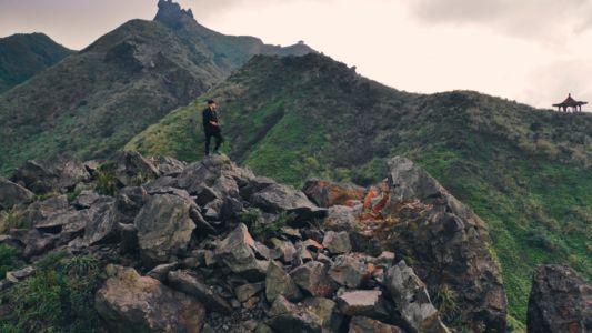 茶壺山 (@DJI Mavic 2 Pro) 攝影者: 張順傑 Hubert