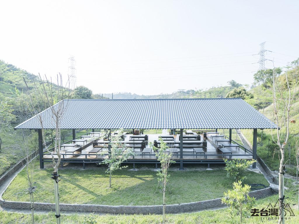 台南玉井 三千院 白色教堂