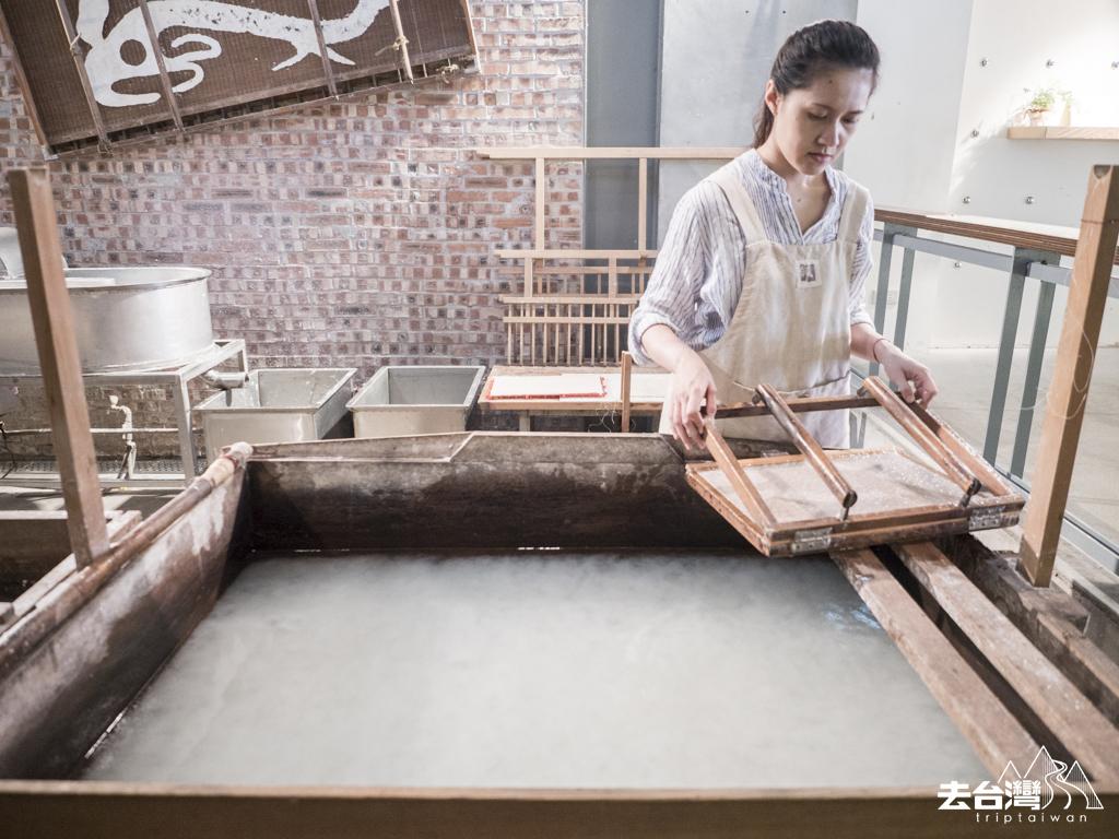 台北親子 樹火紀念紙博物館