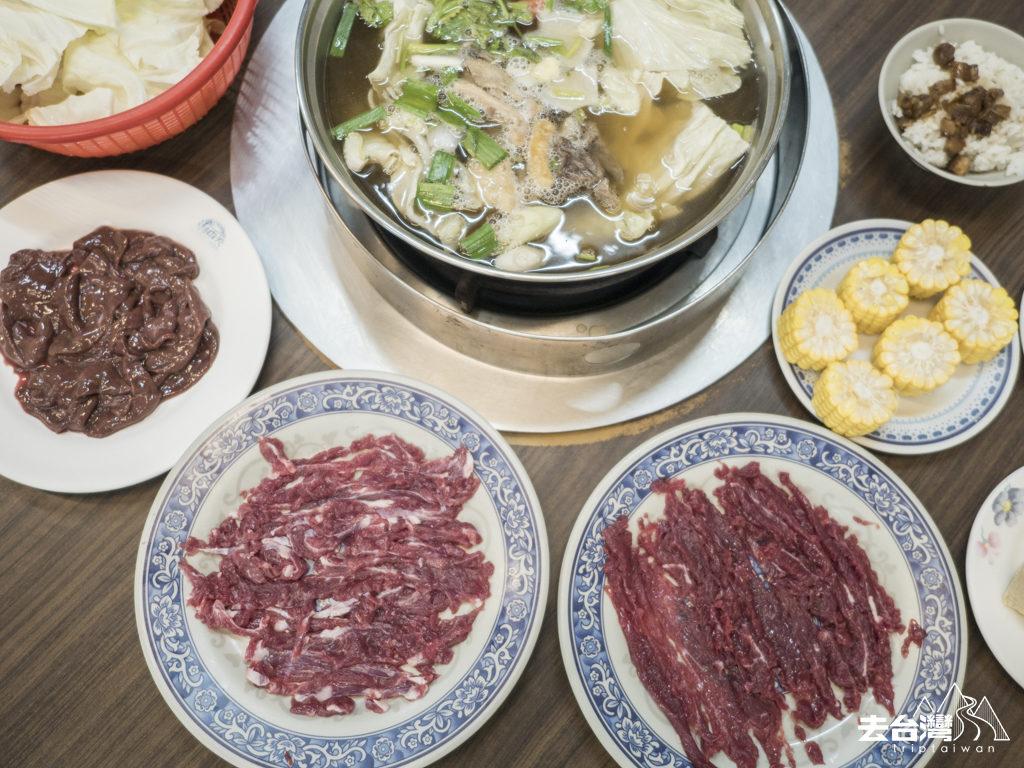 台南牛肉湯 阿裕