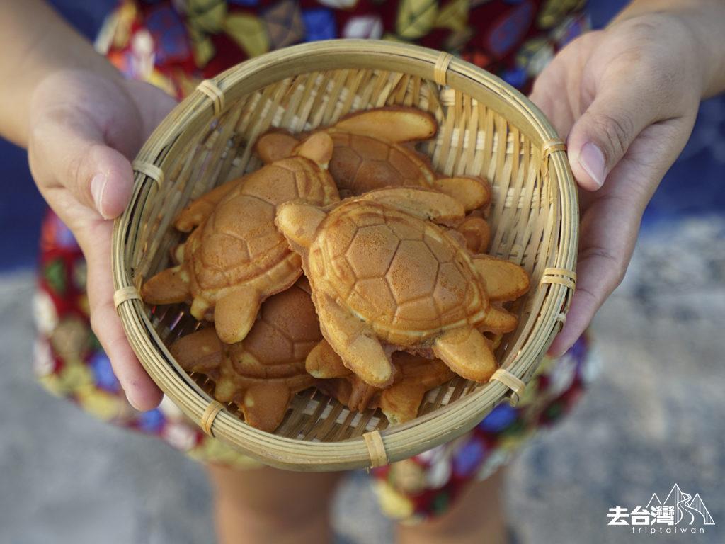 小琉球 海龜燒