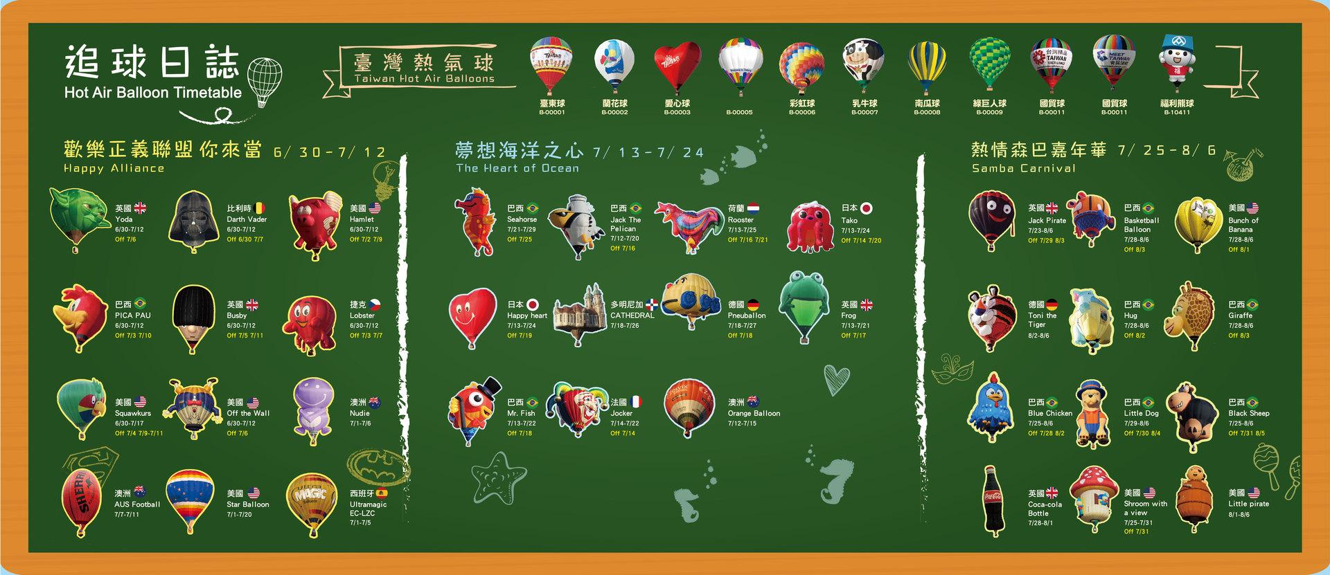 台東國際熱氣球嘉年華 2017 A