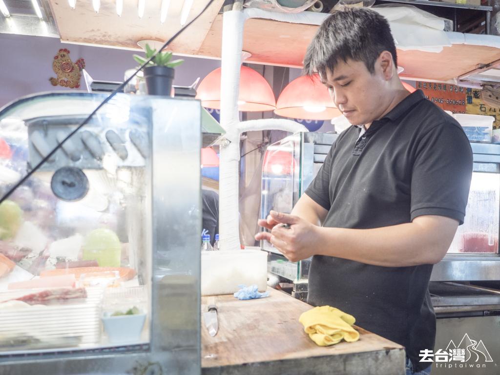 華僑市場 漁郎