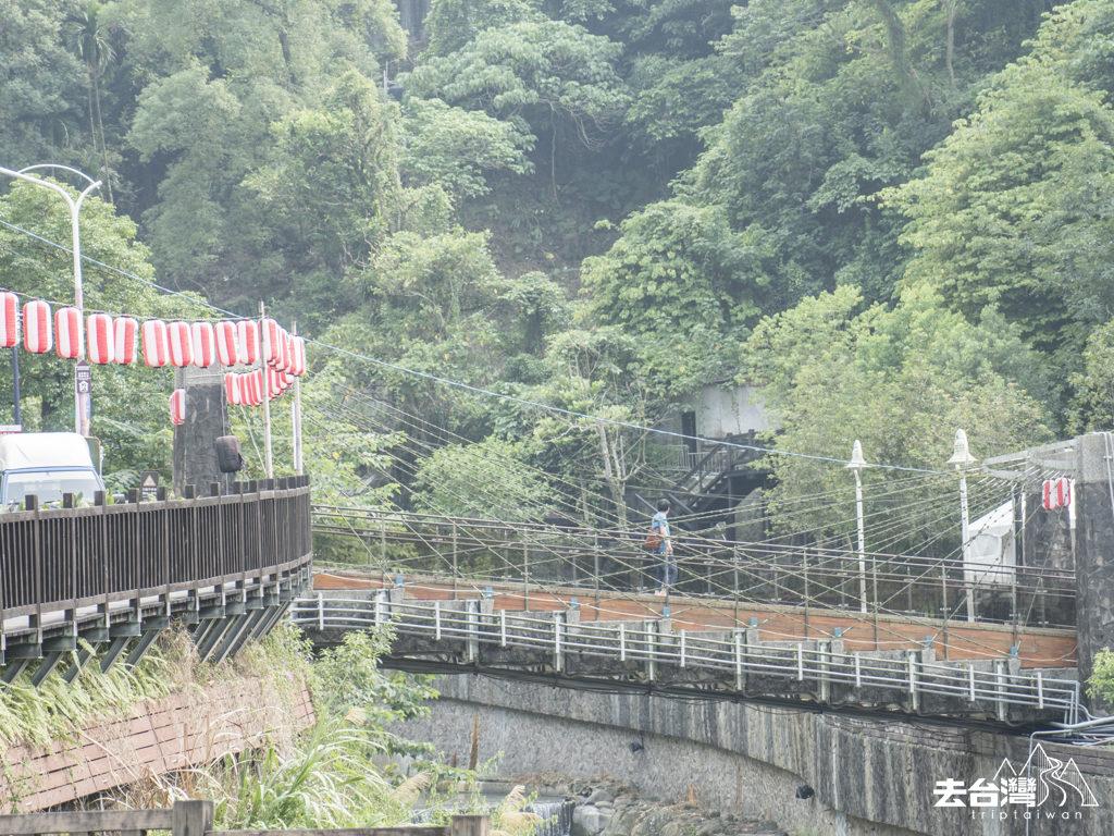 關子嶺 寶泉橋