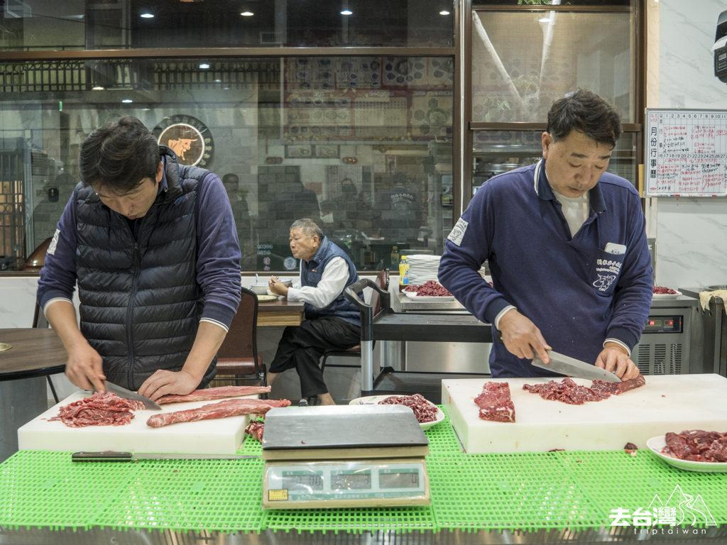 台南牛肉爐 劉家莊