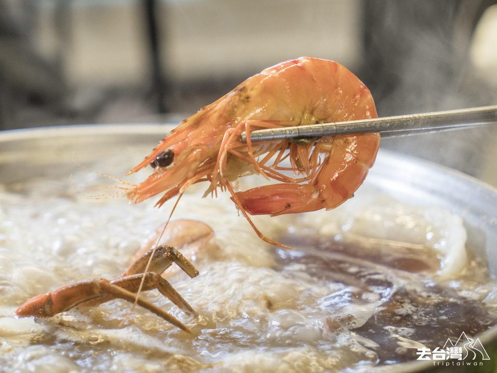 林李傳螃蟹薑母鴨