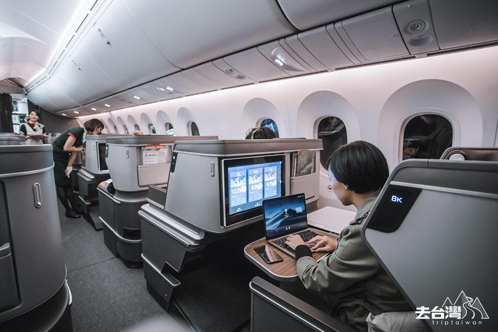 長榮787
