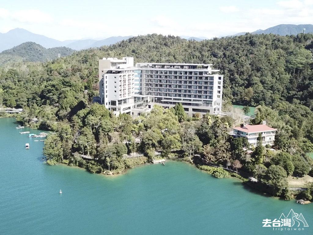日月潭雲品 台灣溫泉酒店