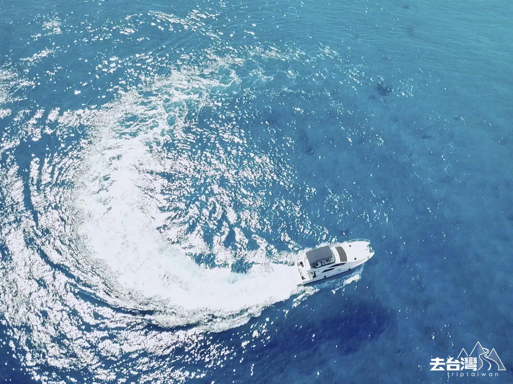 大鵬灣 小琉球