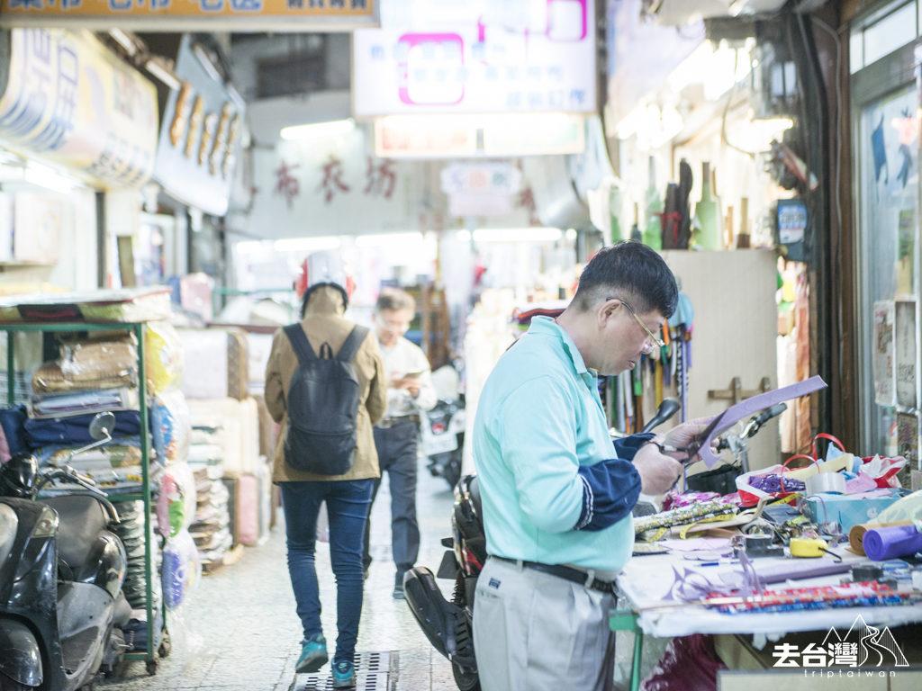 台南 西市場