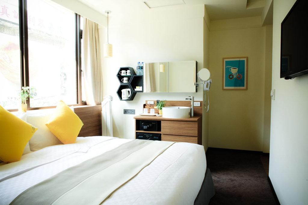 台北酒店 蜂巢 Bee House