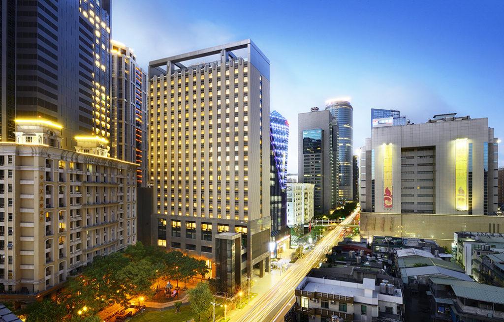 台北酒店 趣淘漫旅
