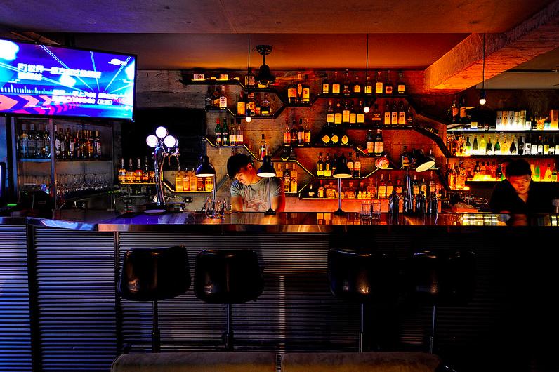 台北酒吧 B Line