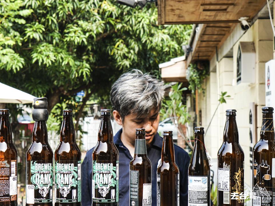 台中手工啤酒
