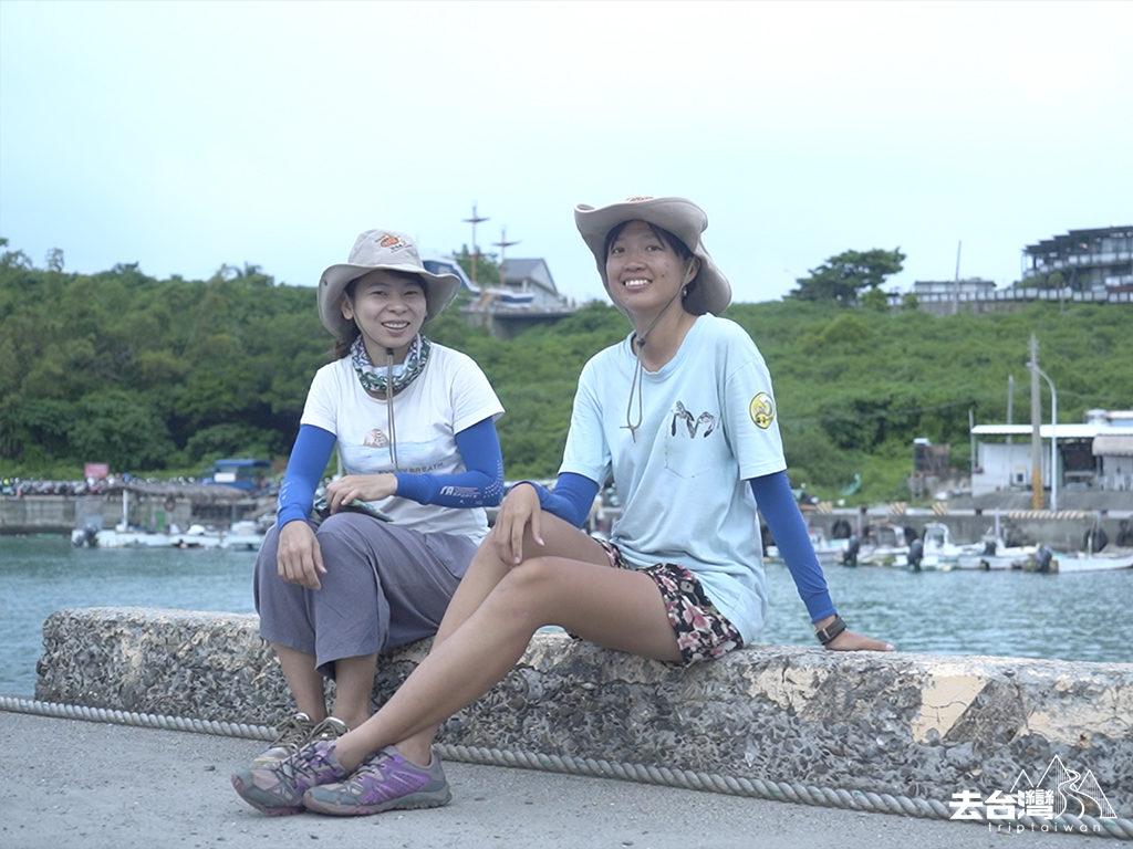 小琉球海灘貨幣