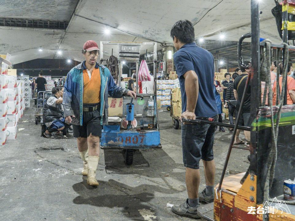 台北第一果菜批發市場