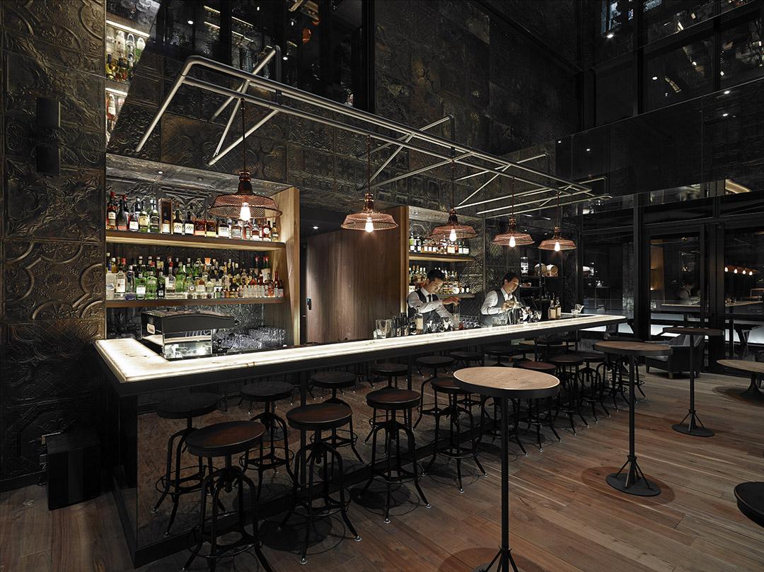 台北酒吧 EAST END 賦樂旅居