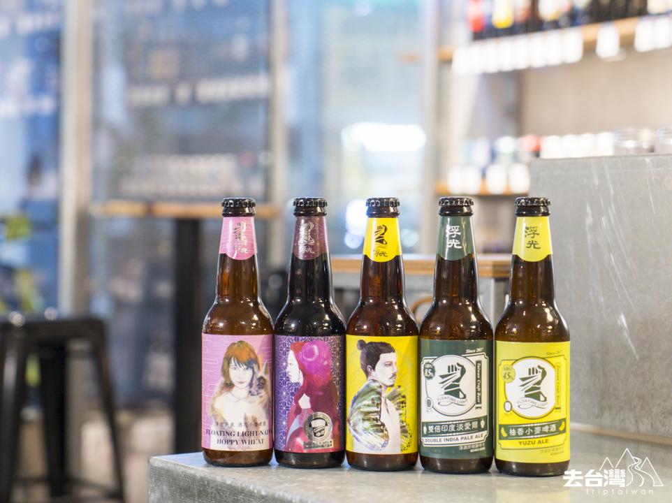 台南 手工啤酒 Beer in Vogue