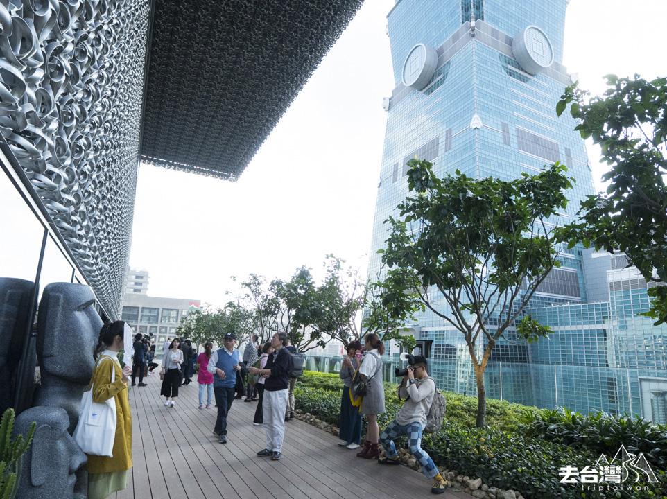 台北自由行2019 微風南山