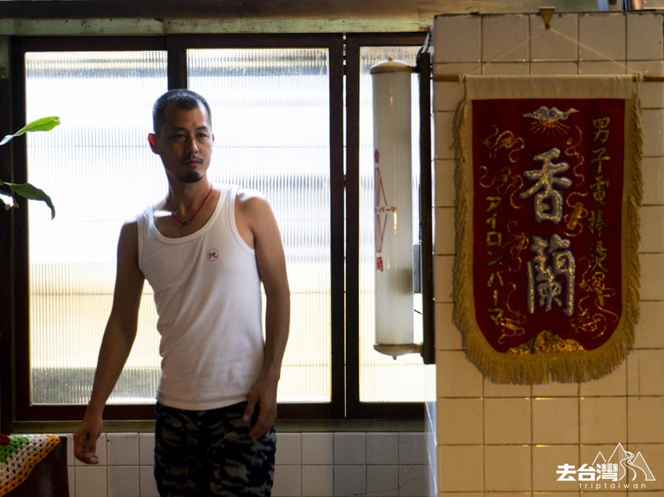國華街 台南永樂市場 香蘭 台南自由行 台南景點