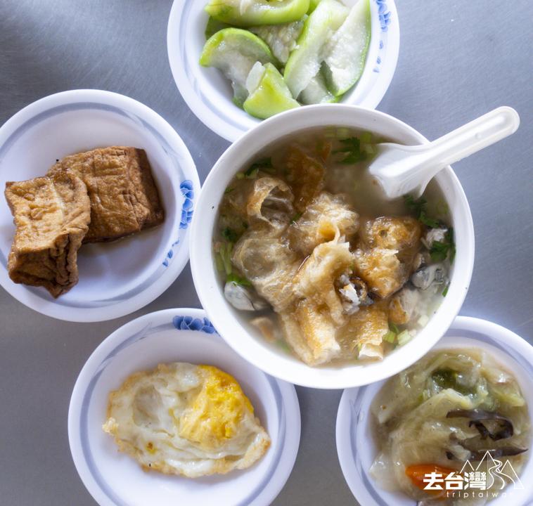 台南自由行 台南小吃