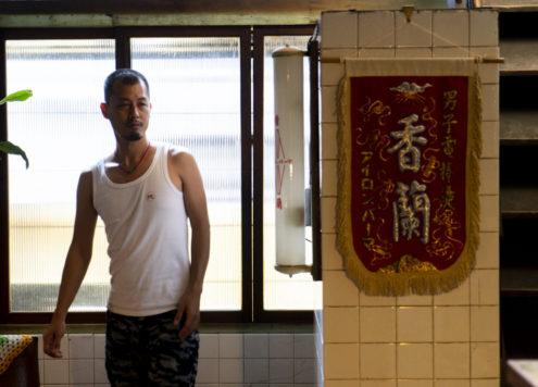 台南永樂市場 香蘭 台南自由行 台南景點