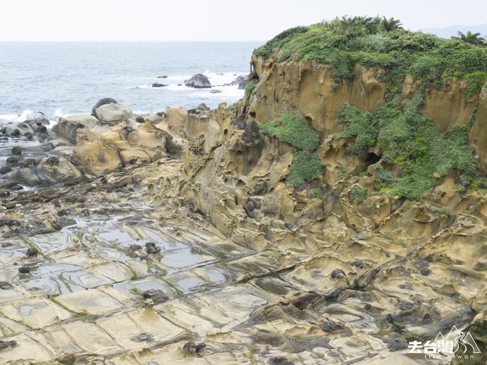 基隆懶人包 正濱漁港彩色屋 潮境公園 和平島