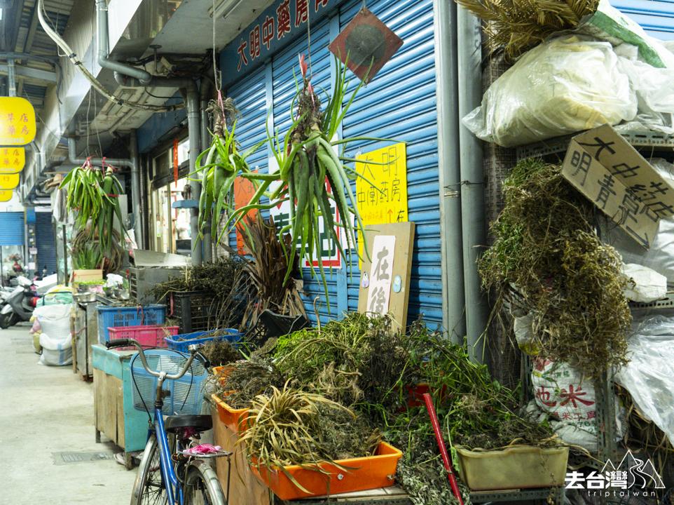 宜蘭市菜市場