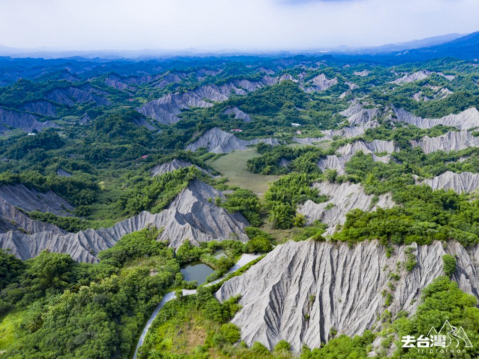 台南草山月世界