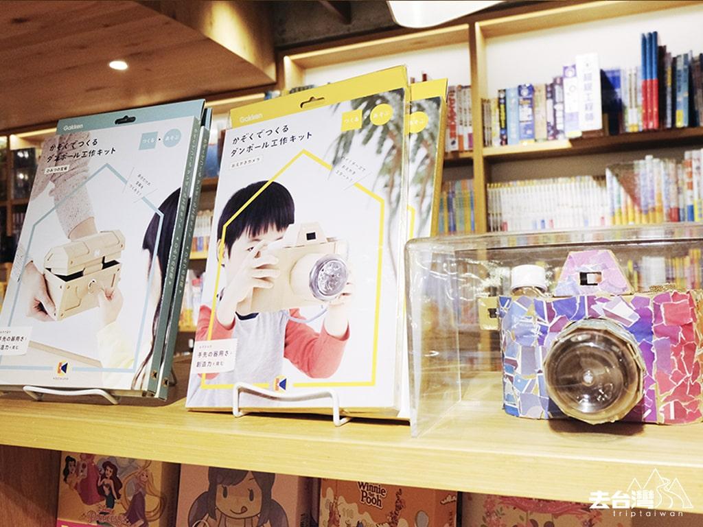 台中蔦屋書店獨有超大小朋友童書區